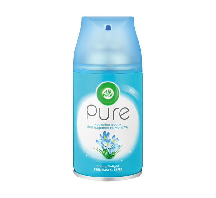 Airwick Pure Air Freshener Refill Spring Delight (1 x 250ml)