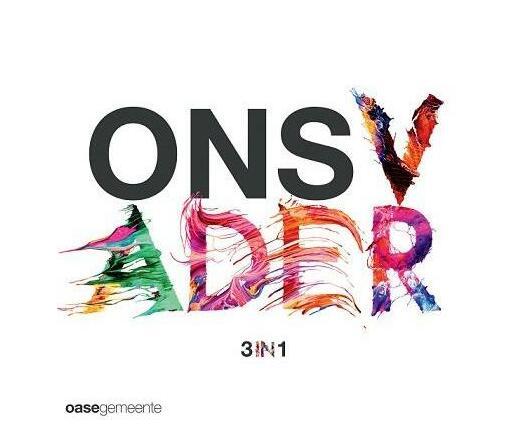 OnsVader Volume 3 (CD)