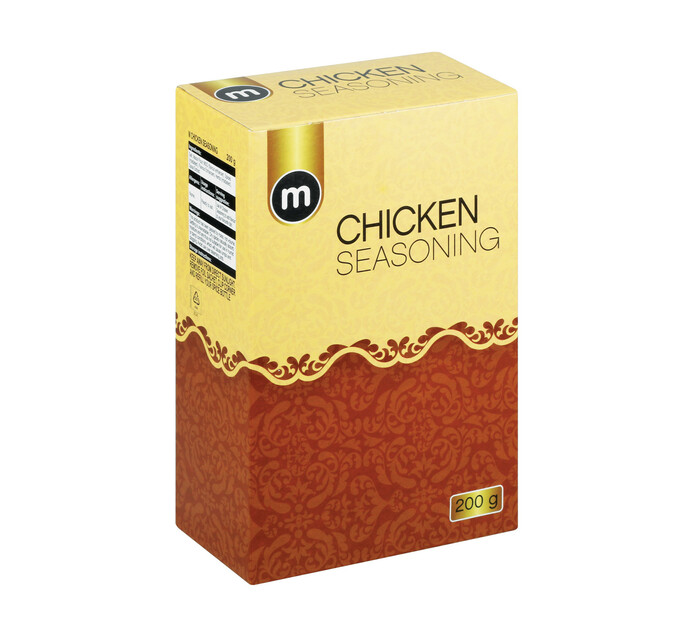 M Brand Seasoning Chicken (1 x 200g)