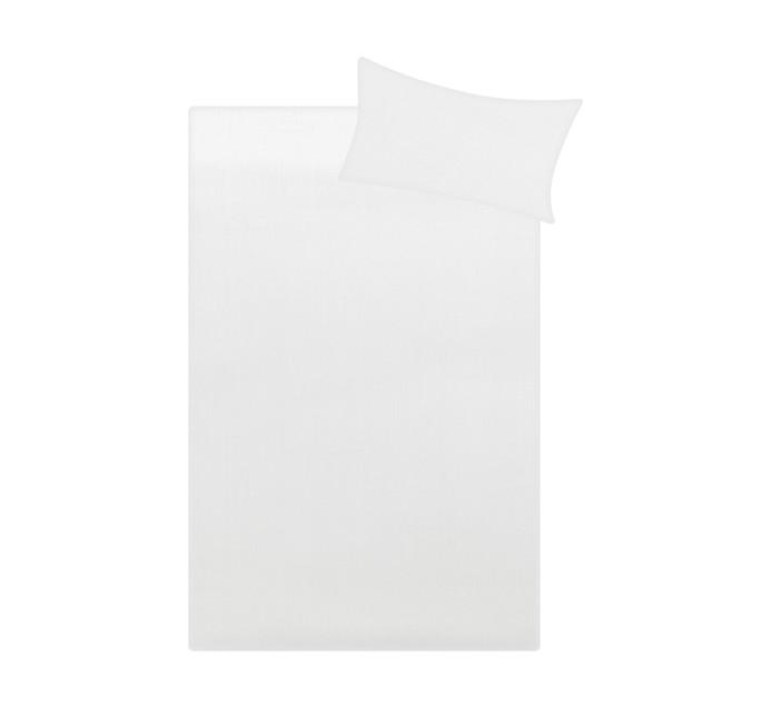 Primaries Three Quarter Duvet Cover White