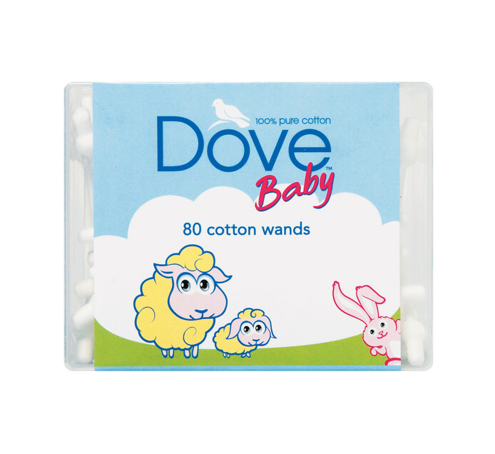 Dove Baby Cotton Wand (1 x 80's)