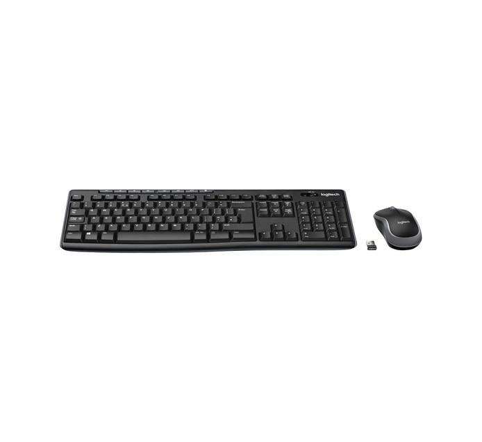 Logitech Wireless Desktop Set MK270