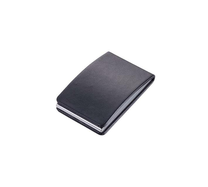 Troika Business and Credit Card Case with RFID Fraud Protection Black