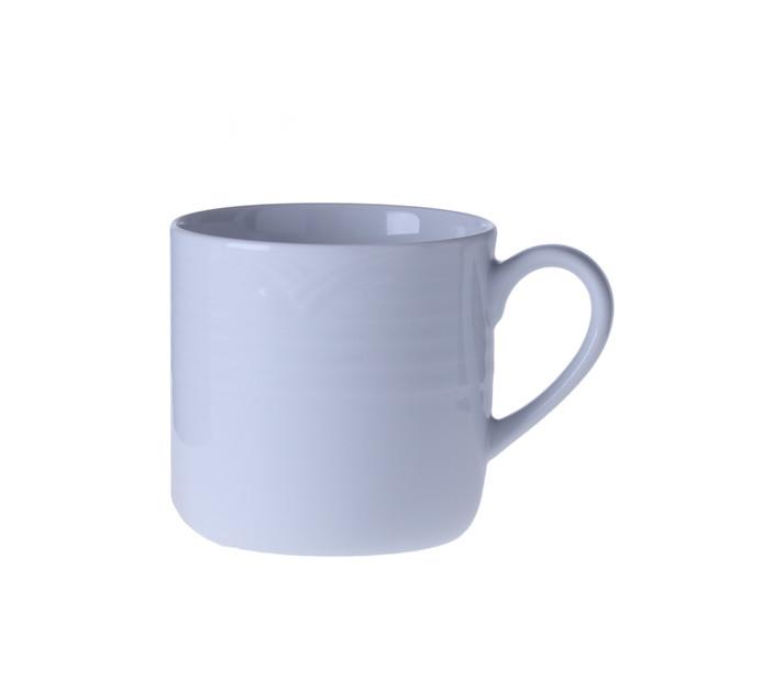 Noritake Arctic White Coffee Mug