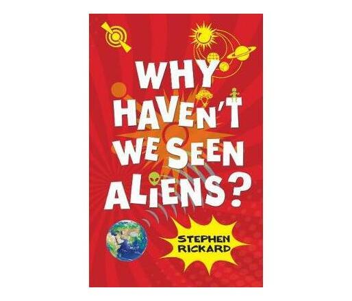 Why Haven't We Seen Aliens?