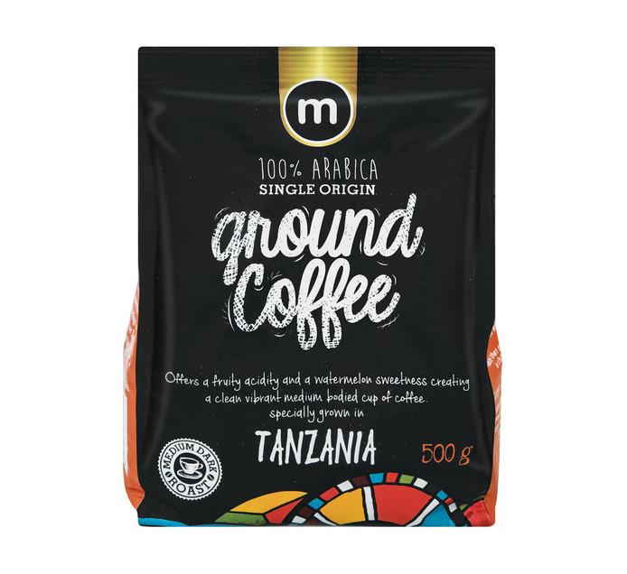 M Filter Coffee Tanzania (1 x 500g)