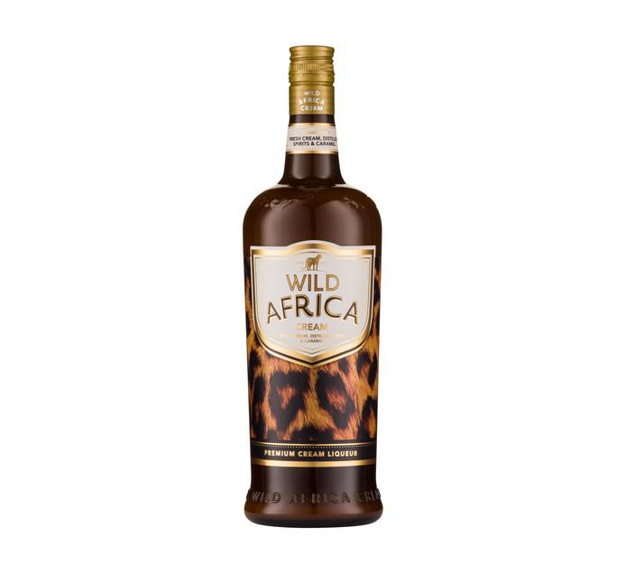 Wild Africa Cream Liqueur (1 x 1 l)