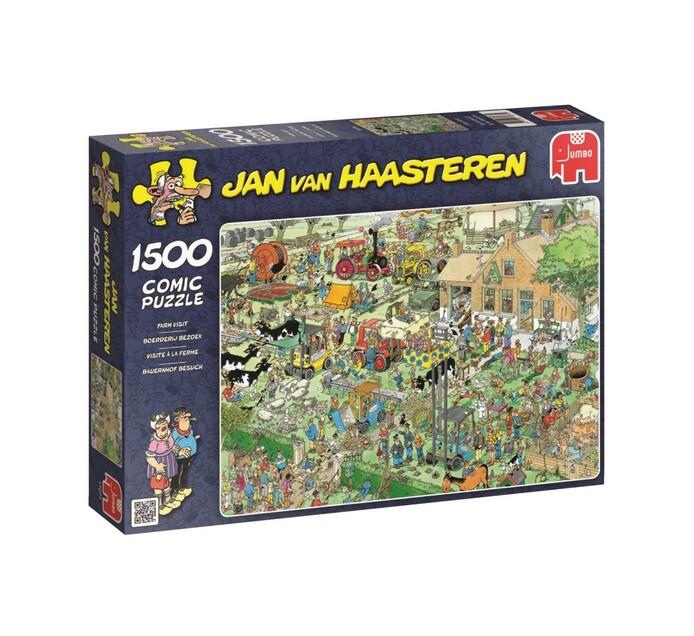 Jumbo The Farm Puzzle 1500 Piece