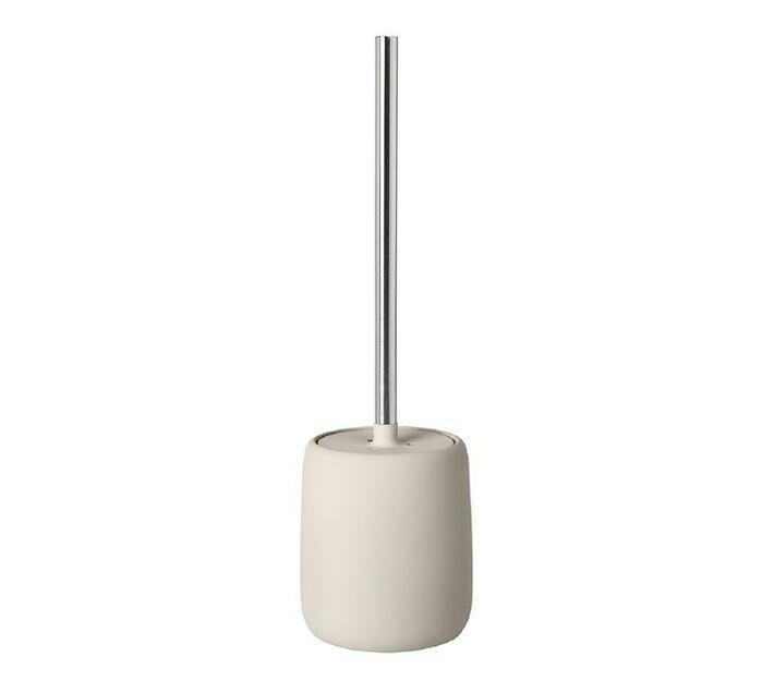 blomus SONO Toilet Brush in Moonbeam