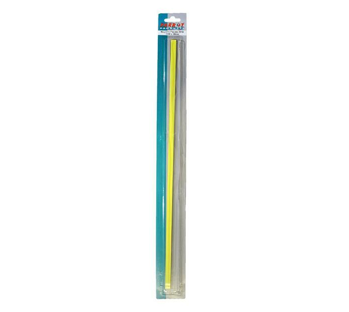 PARROT PRODUCTS Magnetic Flexible Strip (1000*10mm, Yellow)
