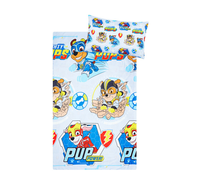 Character Single Duvet Cover Paw Patrol
