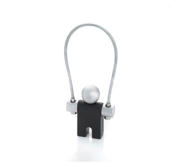 Troika Key-ring Jumper Black