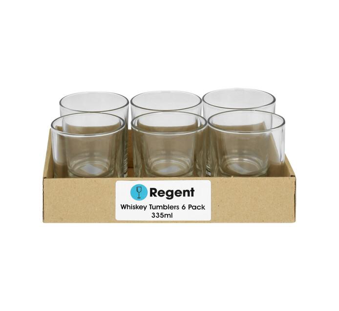 Regent 6 Pack Whiskey Glass