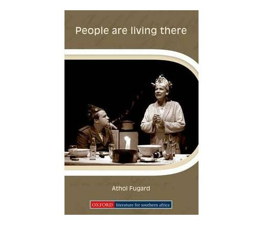 People are living there: Gr 8 - 12 : Contemporary plays