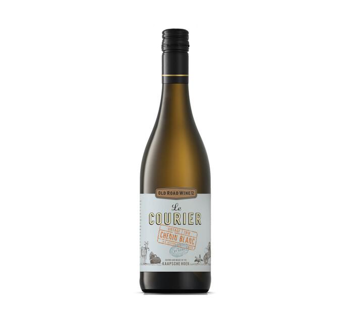 Old Road Wine Co. Courrier Chenin Blanc (1 x 750 ml)