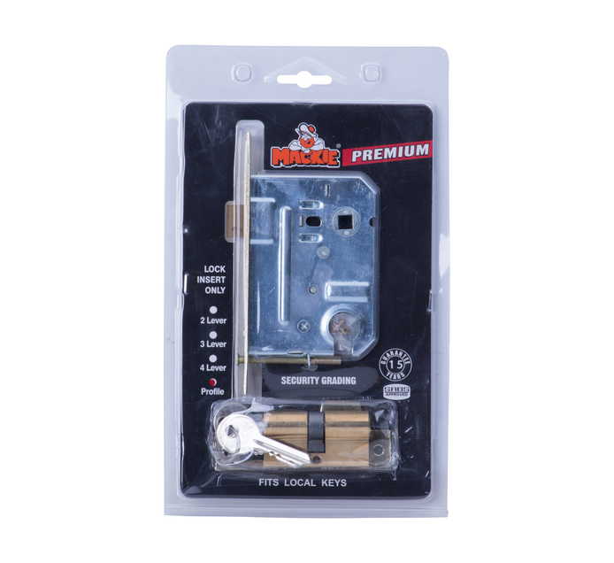 MACKIE Securtiy  Cylinder Lockset
