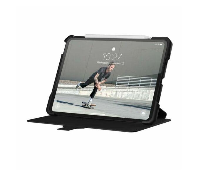 UAG Metropolis Case - Apple iPad Air 4th Gen (2020)/ iPad Pro 11-inch 1st Gen (2018)/ iPad Pro 11-inch 2nd Gen (2020) (Black)