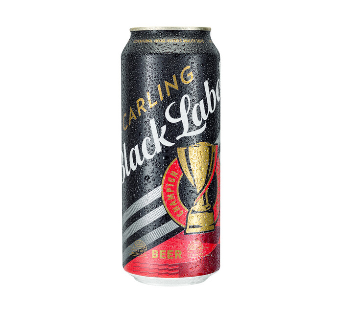 Carling Black Label Cans (24 x 500 ml)