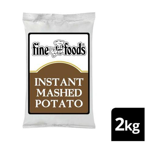 Fine Foods Mashed Potato (1 x 2kg)