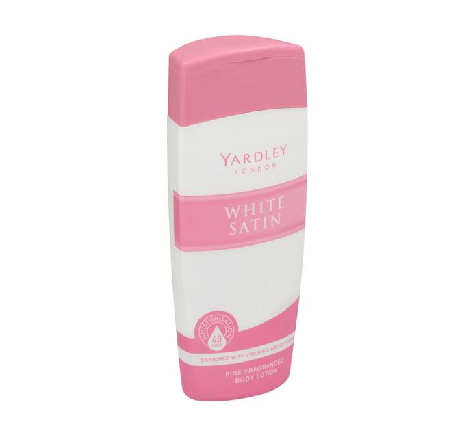 Yardley Body Lotion White Satin (1 x 400ml)