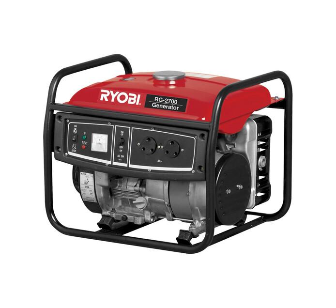 Ryobi 2.5 kVA Pull-Start Petrol Generator