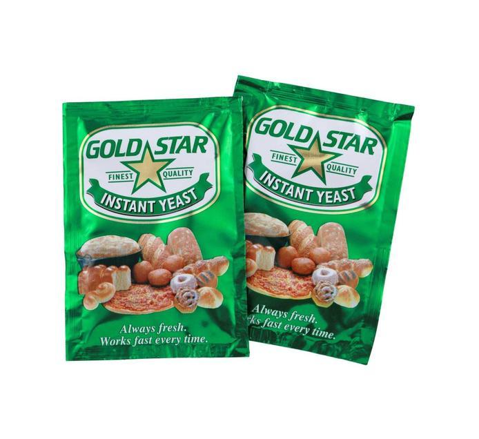 GOLD STAR Instant Dry Yeast Sachet (24 x 10g)