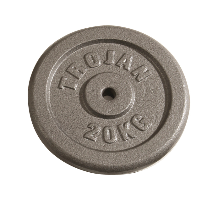 20 kg weight plates