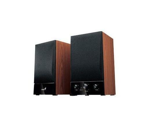 Genius SP-HF1250B - speakers - for PC