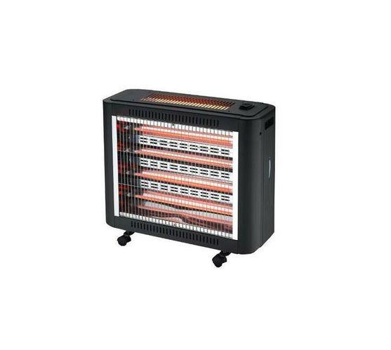 5 Bar Quartz Heater With Fan & Humidifier 2000w Royal Homeware