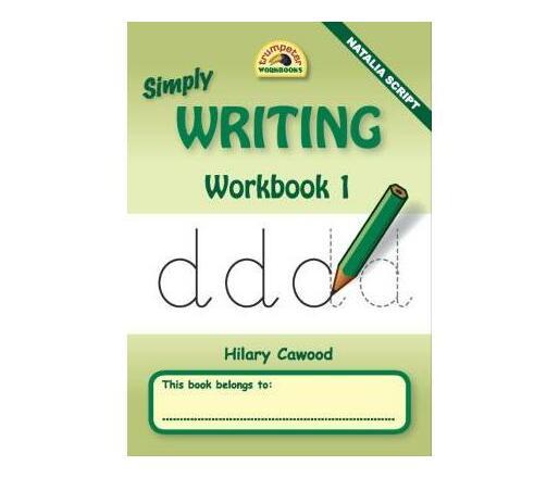 Simply Writing : Workbook 1 : Grade 1