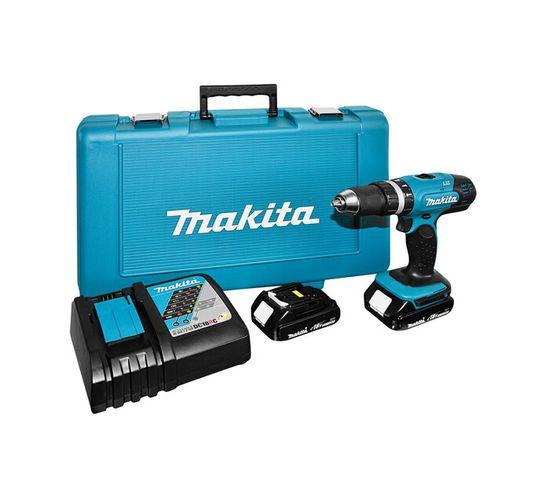 Makita 18 V Li-Ion Cordless Impact Drill Kit