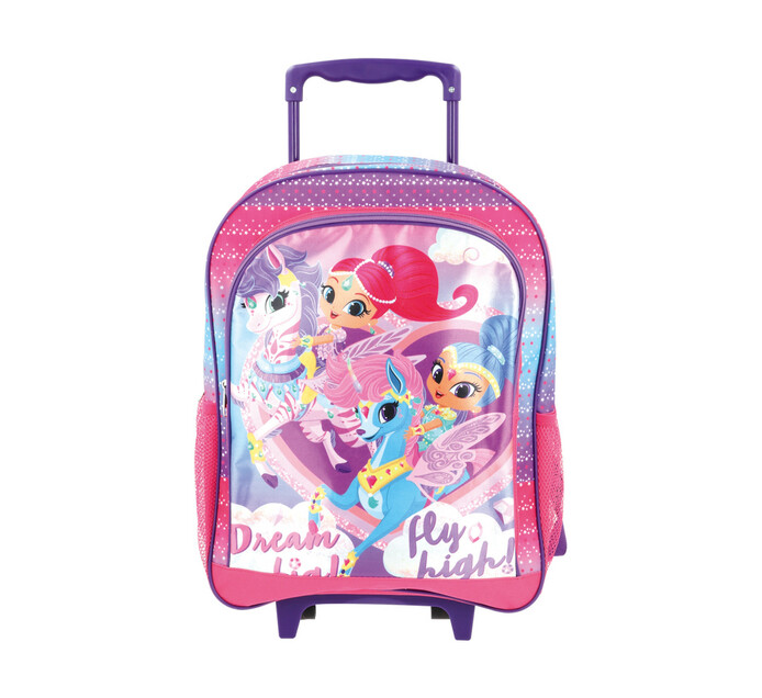 Shimmer And Shine Trolley Backpack