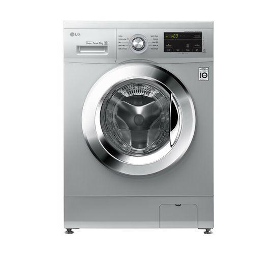 LG 8 kg Front Loader Washing Machine