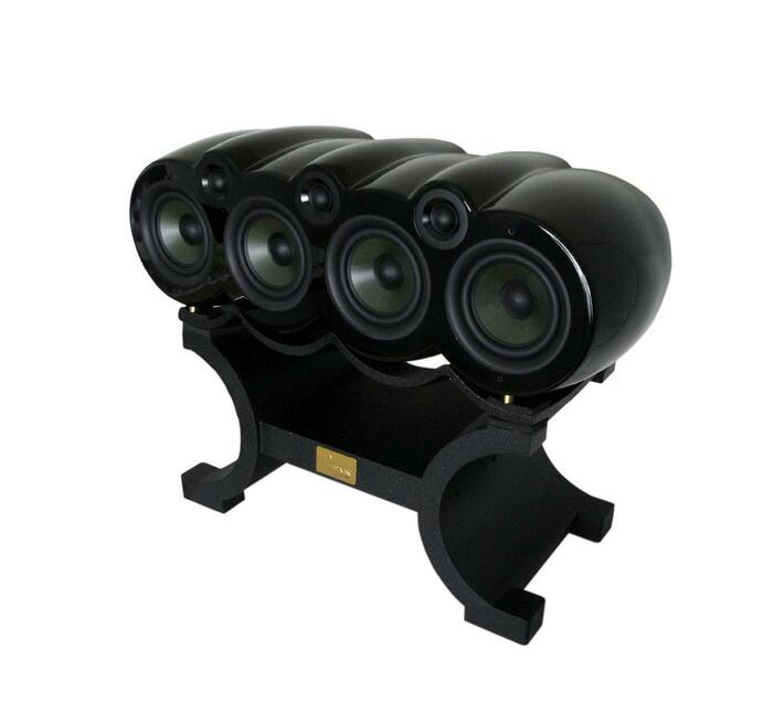Earthquake Titan Rhea Centre Channel Audiophile-Hi-Fi-Home-Cinema-Passive- Speaker / Sold per Piece with Stand