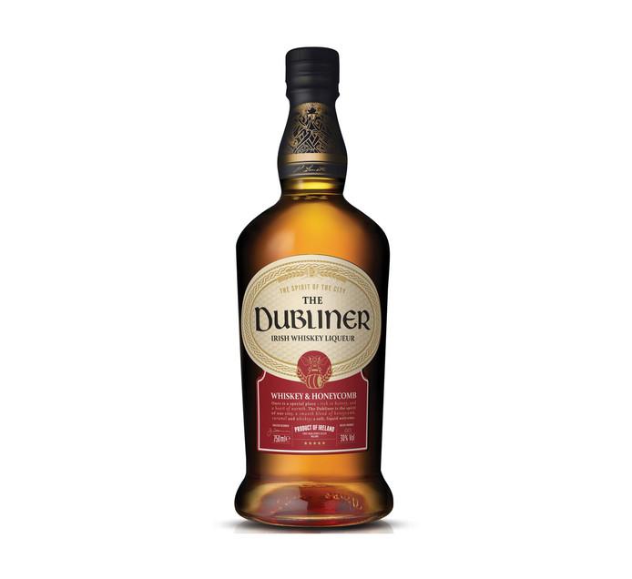 Dubliner Caramel Irish Whiskey (1 x 750ml)