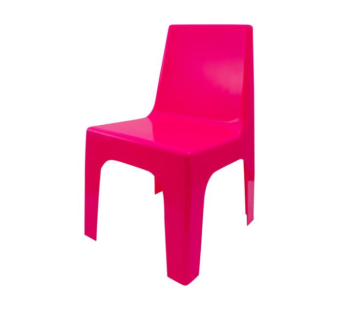 Jolly Childrens Chair Cerise