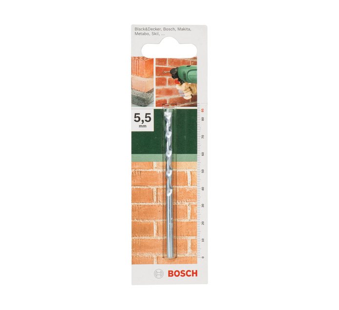 Bosch 5.5MM Masonry Drill Bit