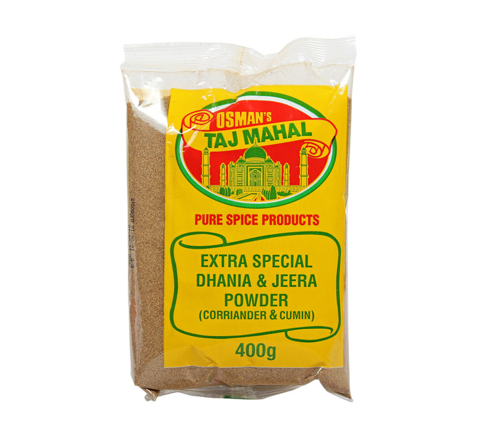 Osmans Dhania Jeer Powder Exstra Special (1 x 400g)