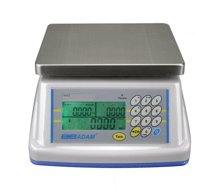 15Kg x 5g Washdown Price computing scales IP65