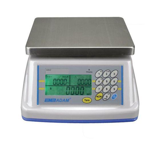 15Kg x 5g Washdown Price computing scales IP65