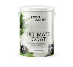 Fired Earth 5 l Ultimate Coat White