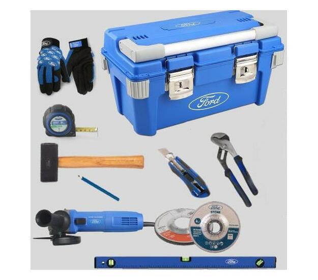 Craftsman Toolkit- Toolbox combo set