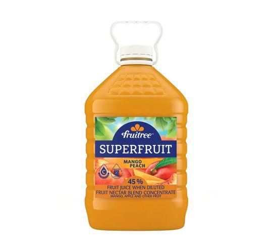 Fruitree Superfruit Mango Peach (1 x 4L)
