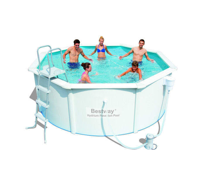 Bestway 3.66 m x 1.22 m Hydrium Poseidon Pool Set