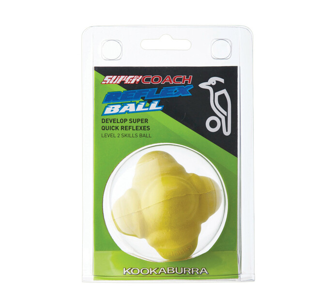 Kookaburra Super Coach Training Leather Ball