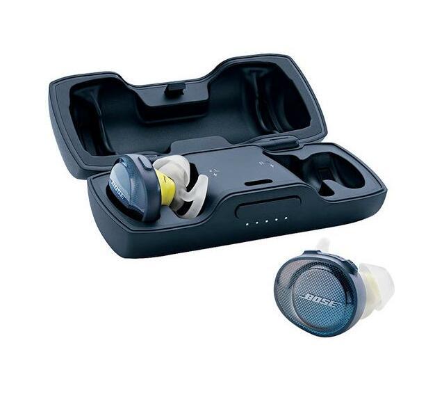 Bose SoundSport Free True Wireless Headphones Midnight Blue