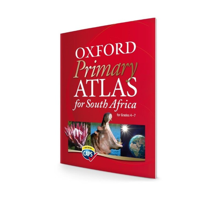 Oxford Primary English Atlas for South Africa