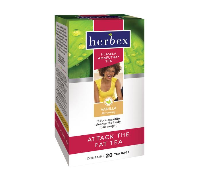 HERBEX 20's Attack the Fat Tea