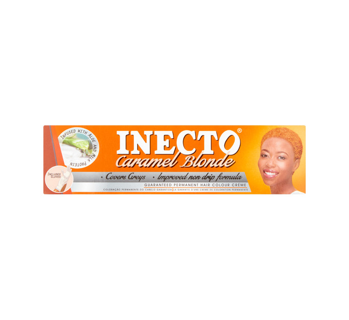 Inecto Hair Dye Caramel Blonde (1 x 50ml)