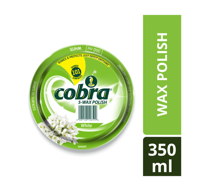 Cobra Paste White (6 x 350ml)